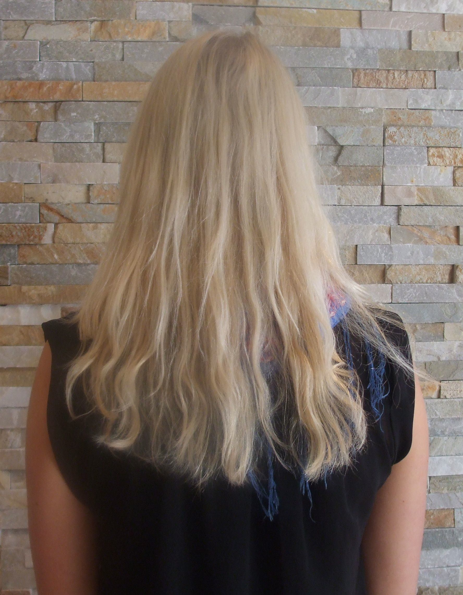 Hairextensions before hair extensions pmusecretfo Gallery