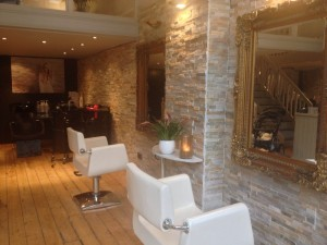 Our salon is elegant and beautiful